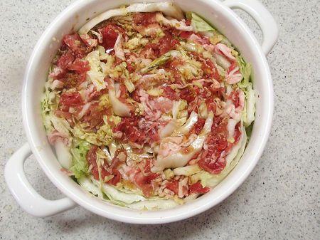 白菜と豚肉の鍋蒸し by 西山京子/ちょりママ | レシピサイト「Nadia | ナディア」プロの料理を無料で検索