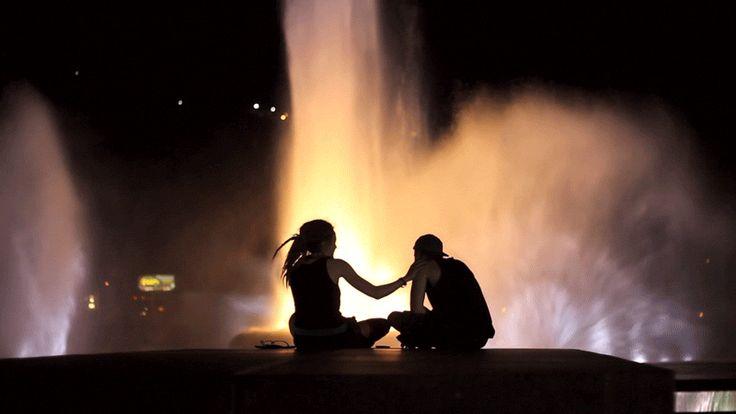 cinemagraph gif fontanna