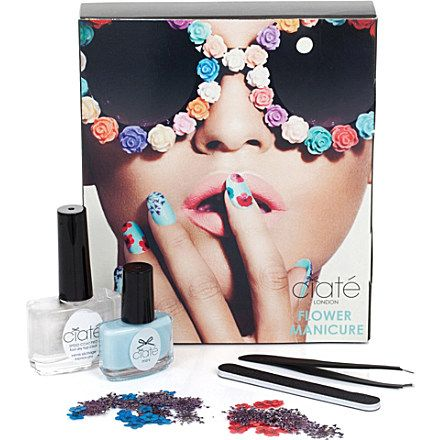 CIATE - Bada Bloom flower manicure | selfridges.com