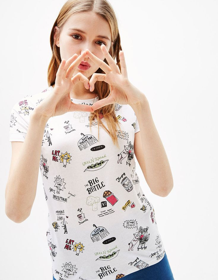 Special Prices - CLOTHES - WOMAN - Bershka Ukraine