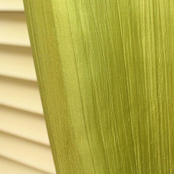 Apple Popsicle (Translucent) Eyelet Curtain #eyelet #curtains