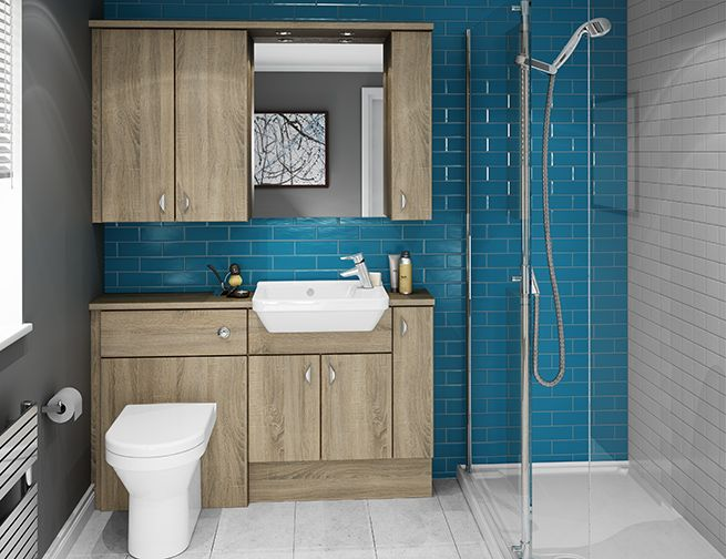 Atlanta's Stunning Woodgrain Finishes - As well as Gloss and Matt finishes, Atlanta offers stunning Timber effect finishes for our bathroom furniture. Some of these have a gorgeous finishes have a woodgrain texture that feels just like real wood, so your bathroom not only looks good, but feels good too.   Here are a few of our favourite woodgrain finishes, and how you can make them look their best in your brand new Atlanta bathroom.