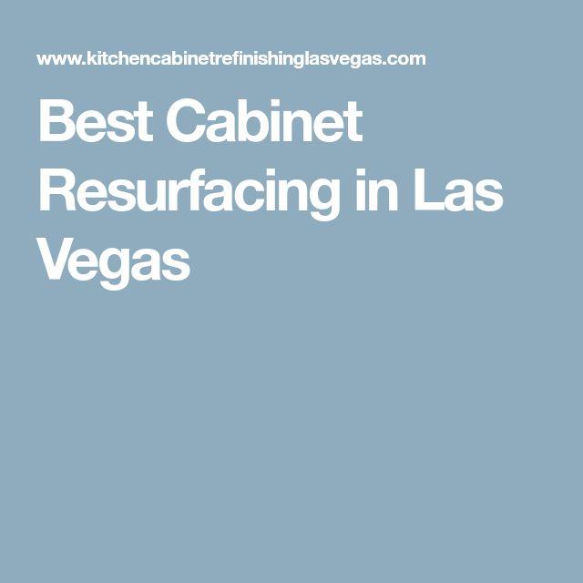 Best Cabinet Resurfacing in Las Vegas