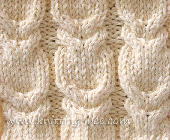 Cable Knit Stitch Patterns : 17 Best images about knitting/crochet on Pinterest Lace knitting stitches, ...