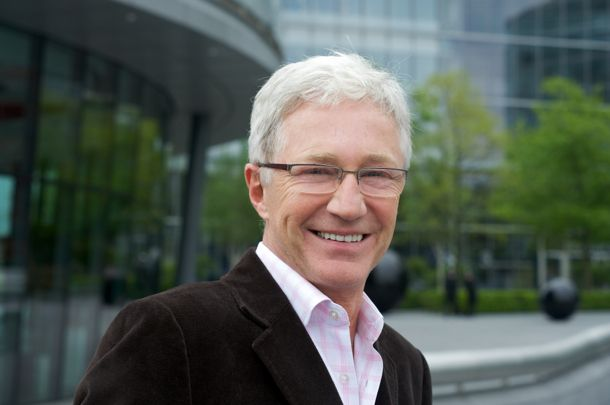 Telly host Paul O'Grady is rumoured to be going into the Celebrity Big Brother house