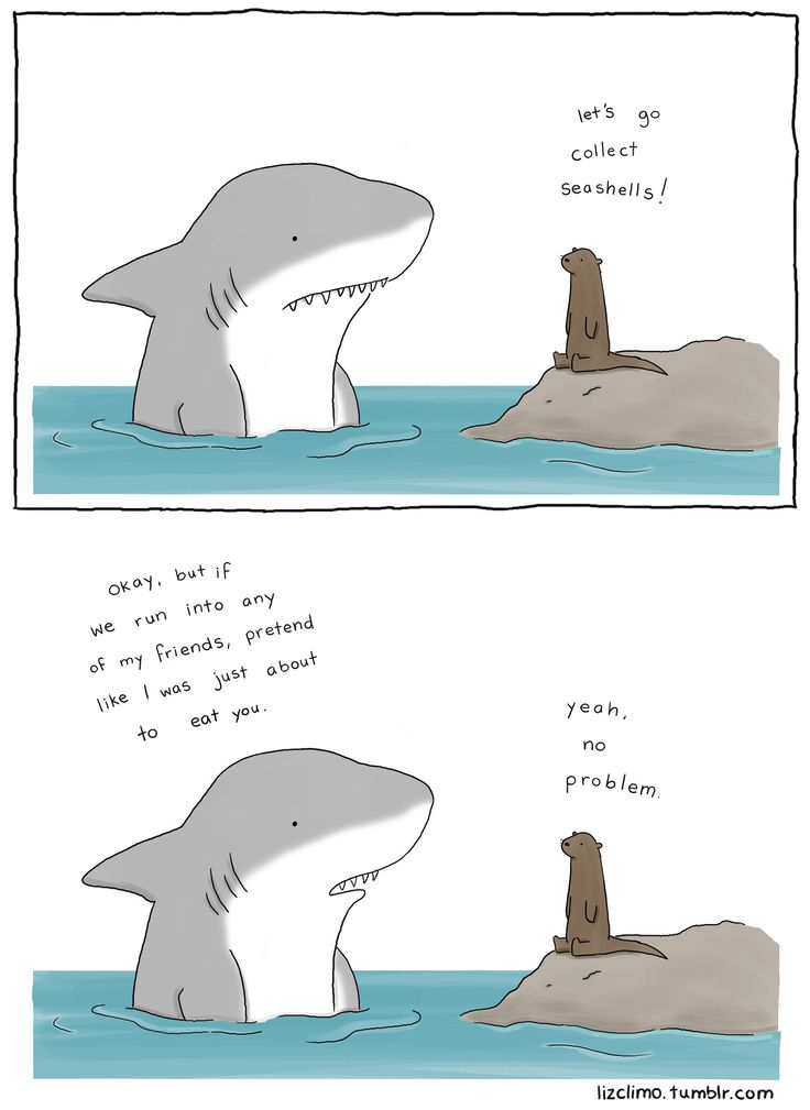 Relationships are Complicated Art Print by Liz Climo