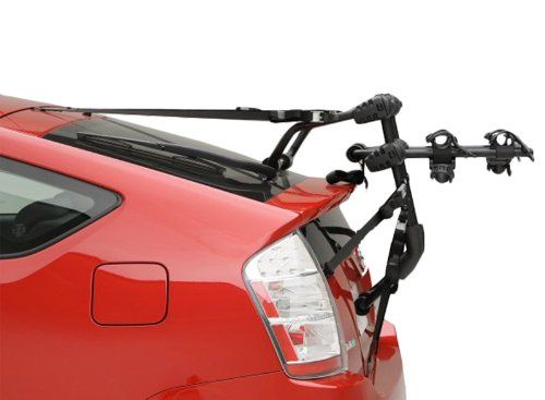 Hollywood Racks express trunk mounted bike #rack ships pre-assembled and ready to use #great