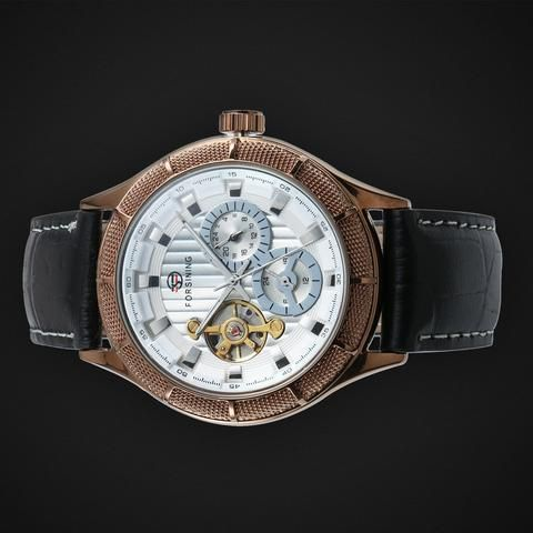 MA 462 Turbine Tourbillon Chronograph