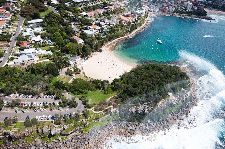 ocean, Sydney beach