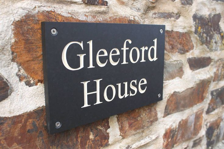 Are you interested in our house sign? With our house name sign you need look no further.