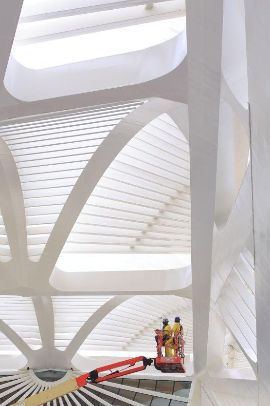 Brazil, Rio de Janeiro, Museu do Amanha (Museum of Tomorrow) designed by Santiago Calatrava ©Ludovic Maisant