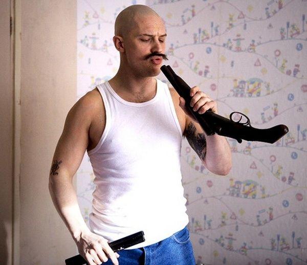 Tom Hardy as Charles Bronson / Bronson