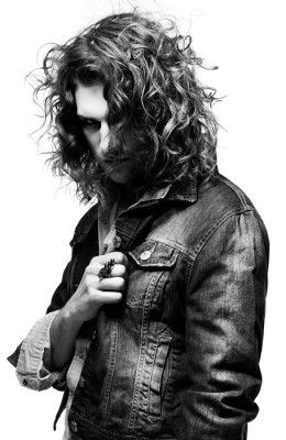Men's Curly Hairstyles Gallery | Curly Hairstyles For Men | FashionBeans