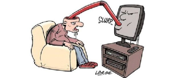 I mass media, strumento di Satana   M. M.