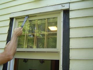 Best 25 exterior window trims ideas on pinterest - How to repair exterior window trim ...