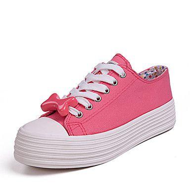 Oluz Women's Leisure Platform Shoes (Please choose bigger size than normal) – DKK kr. 109