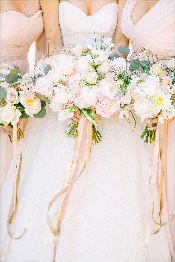 Bridal Bouquet In Mumbai : Best ideas about peach weddings on