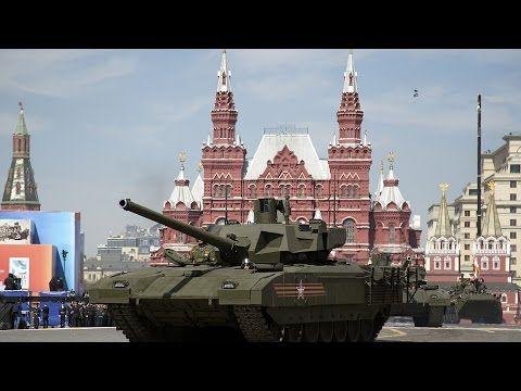 Парад Победы на Красной Площади 9 мая 2017 - YouTube