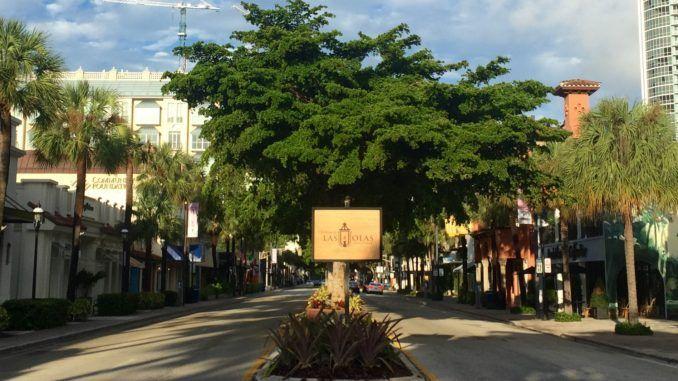 Las Olas é a rua principal de Fort Lauderdale - tem muitos restaurantes e bares legais, e é linda para caminhar! Confira aqui dicas...