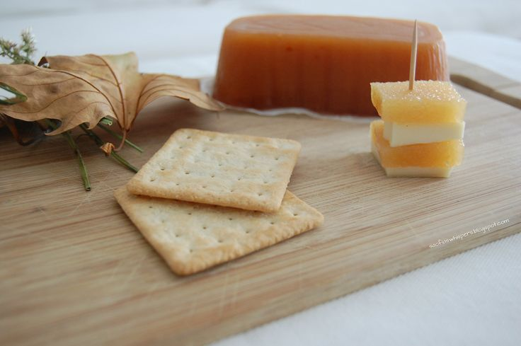 Quince paste, Quince cheese, Quinces, Autumn flavors