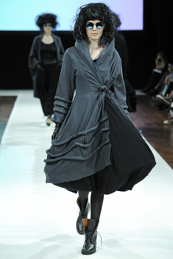 Ivan Grundahl A/W '13 - really like the coat