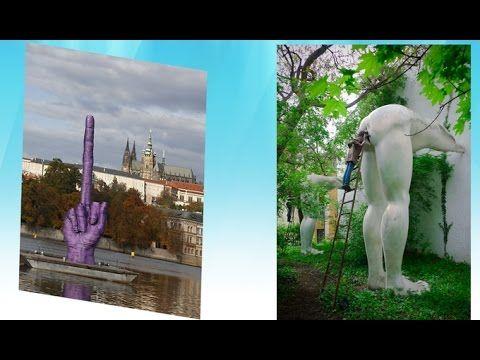 Самый известный и скандальный скульптор современности