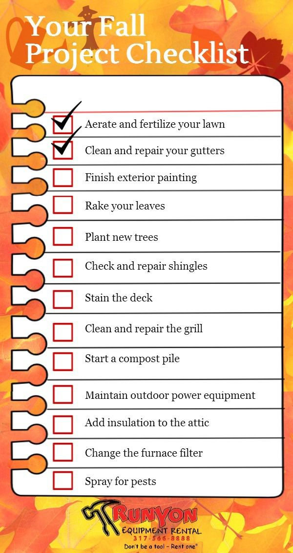 17 best anthem az landscaping images on pinterest for Fall yard clean up checklist