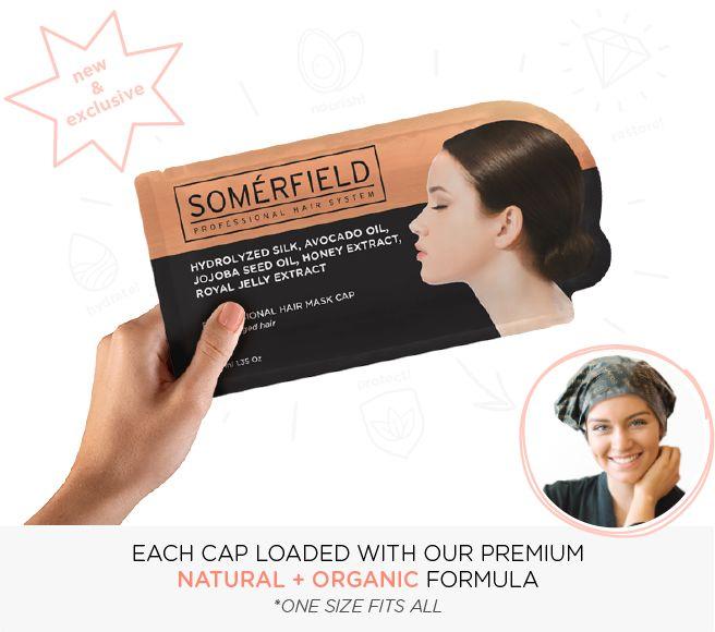 Somerfield Hair Mask