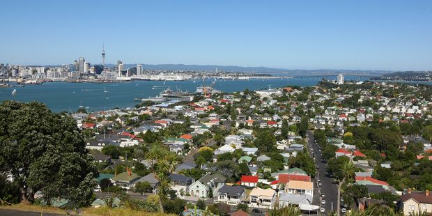 With Auckland property not slowly down, with this be goof the local businesses? #Auckland