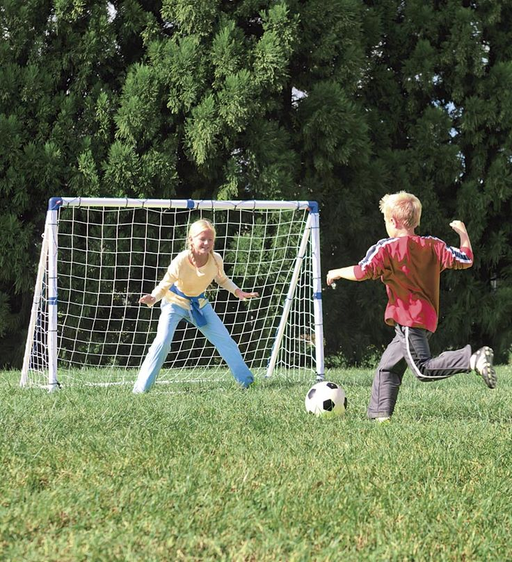 3-in-1 Soccer Trainer Goal