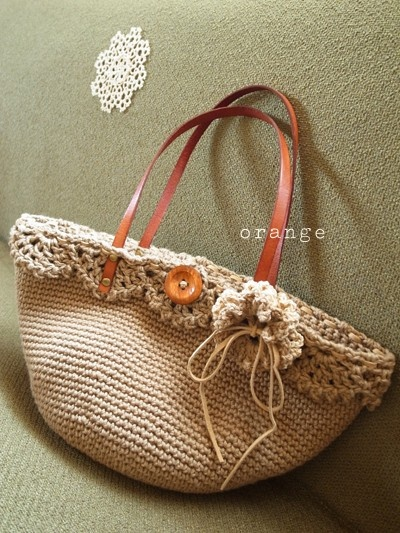 marche bag      ♪ ♪ ... #inspiration_crochet #diy GB