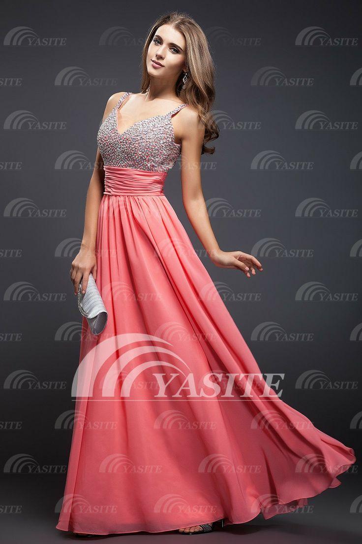 24 best abiti images on Pinterest | Formal dresses, Party wear ...