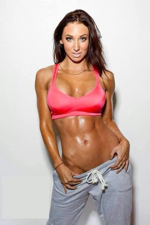 Fitness Model Images On Pinterest
