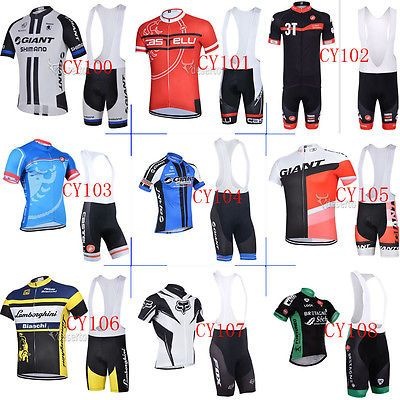 Hot fashion #short sleeve #men's team cycling #jersey set bib #shorts uk-b67y32,  View more on the LINK: http://www.zeppy.io/product/gb/2/291654686789/