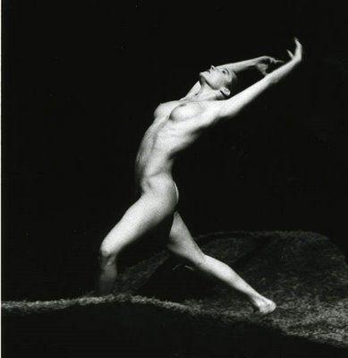 Concours de danse nue de printemps