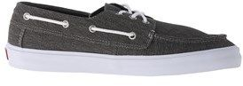 Vans Mens Chauffeur Sf Fabric Closed Toe Boat Shoes.