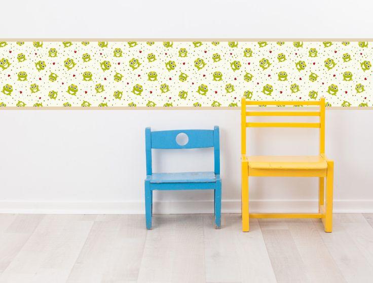 52 best Kinderzimmer Bordüre Mädchen images on Pinterest | Child ...