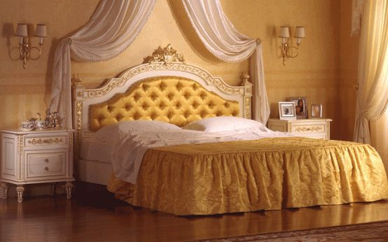 20 Elegant Luxury Beds - Decorating Ideas