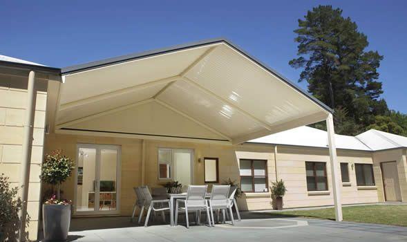 Adelaide Verandahs, pergolas & patios - Gable and flat roof ...