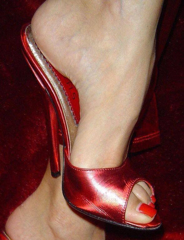 lick silk stockings highheeled