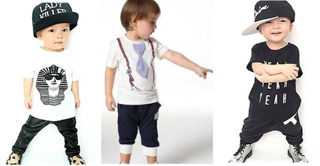 MODA INFANTIL ROPA  para niños ropa para niñas ropita bebes: ROPA INFANTIL BEBE VARÓN