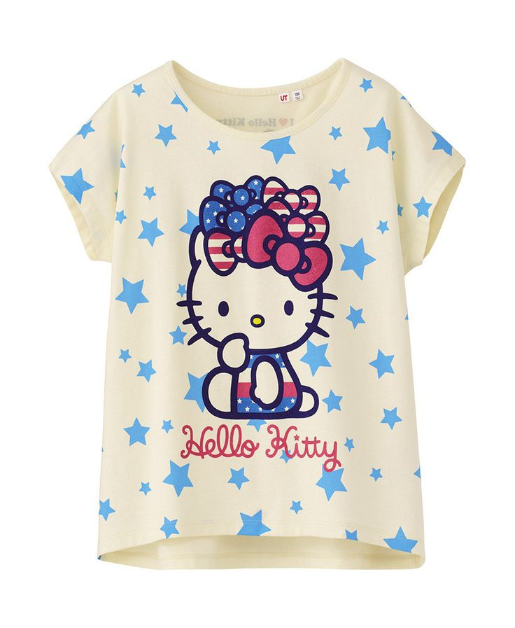 Girls Sanrio Graphic T