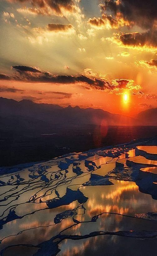 Turkey - Pamukkale #turkey #holiday #europa #asia