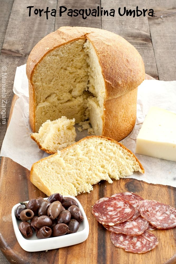Torta Pasqualina Umbra - a traditional #Easter #recipe from the #Italian region of Umbria.