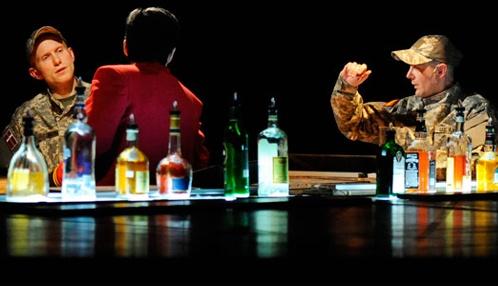 Playing Cards 1: Spades. Robert Lepage estrena su tetralogía sobre los juegos de cartas en el Festival de Otoño en Primavera de Madrid. Teatro Circo Price. Del 9 al 14 de mayo