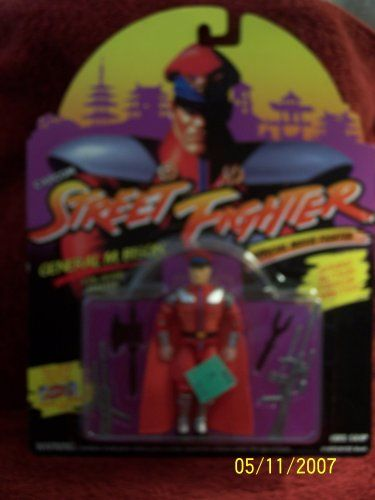 GENERAL M. BISON EVIL GRAND MASTER / Capcom Street Fighter Official Movie Fighter Action Figure / Ha @ niftywarehouse.com #NiftyWarehouse #StreetFighter #VideoGames #Gaming