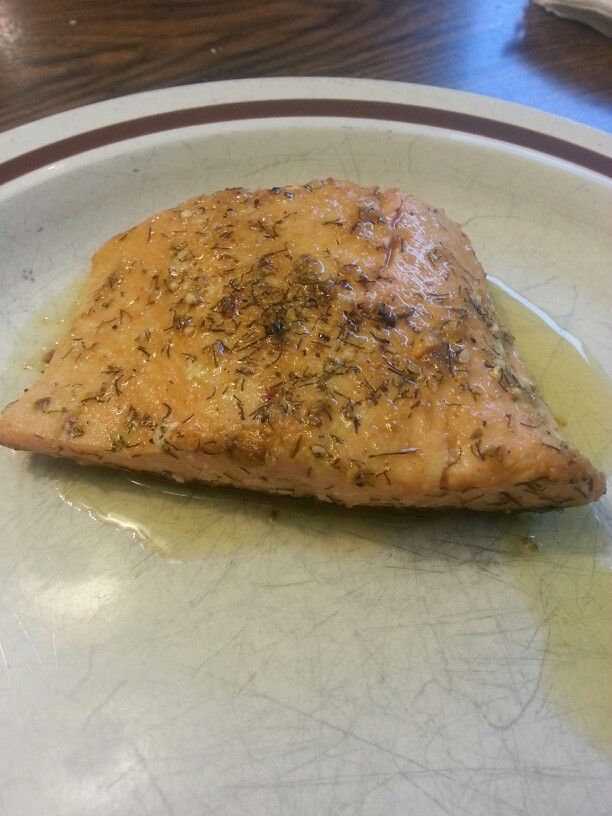 how to cook fresh salmon on the stove