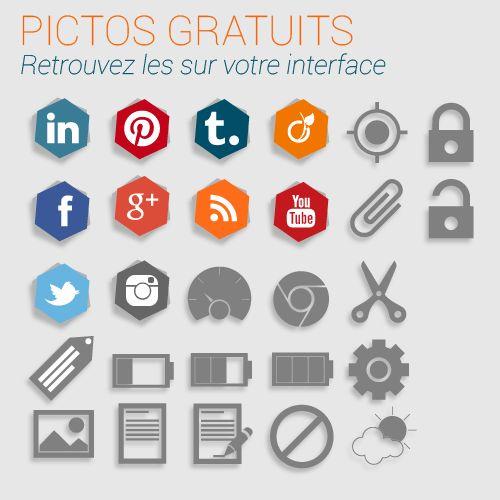 pictos et images gratuites et libres de droit pour votre