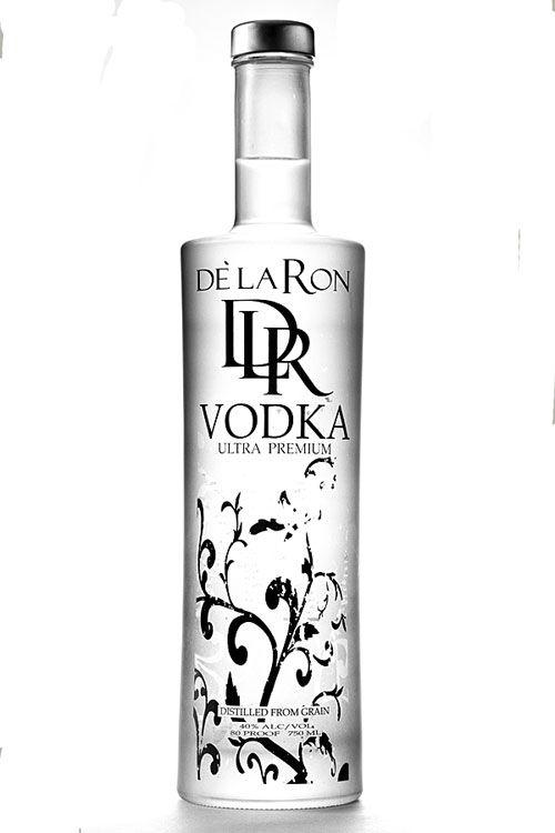 De La Ron Premium Vodka