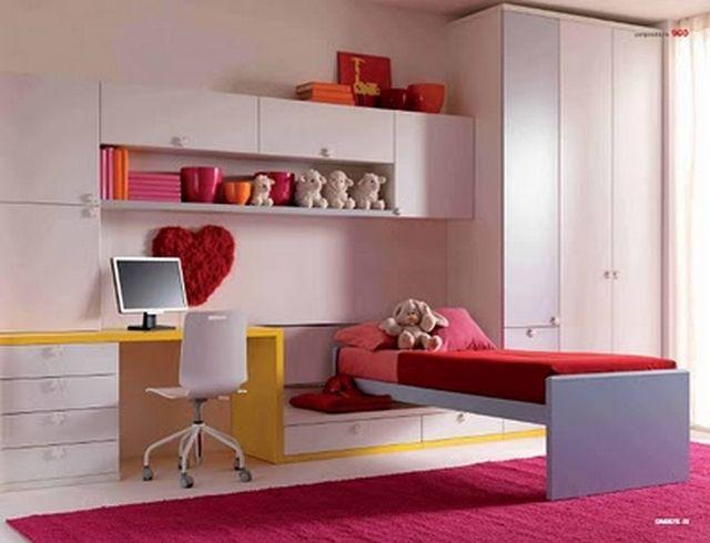 Habitaciones modernas para jovenes buscar con google for Habitaciones infantiles modernas